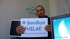 #GoodbyePhilae (DLR_de) Tags: philae goodbyephilae goodbye philae2014 comet cometlanding