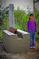 Griselda and Stove (Calley Piland) Tags: guatemala patulup mission stoves cheyenneumc vimguatemala vim methodist umvim umc stovebuildersofguatemala