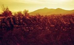 Mallefougasse, lomography, 4 (Patrick.Raymond (5M views)) Tags: provence 04 mallefougasse montagne lomography redscale nikon beautifulphoto