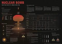 [Information Design] Nuclear Bomb (ms.jisun.an) Tags: informationdesign infographics graphicdesign visualcommunicationdesign jisunanteachingportfolio nuclearbomb