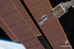 NRCSD9_Doves_092016_1 (NanoRacks) Tags: cubesat cubesats nanoracks iss issdeployment satellitedeployment satellite international space station planet labs