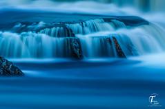 Tema Foto-000004 (Tor Magnus Anfinsen) Tags: waterfall water river silk long expositor norge norway kongsberg laagen nikon blue