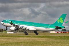 EI-CRK (GH@BHD) Tags: eicrk airbus a330 ei ein aerlingus shamrock dub eidw dublinairport dublininternationalairport dublin airliner aircraft aviation