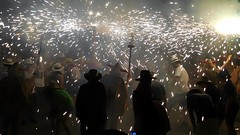sitges 2016 (gerben more) Tags: festival fireworks sitges people crowd spain fire