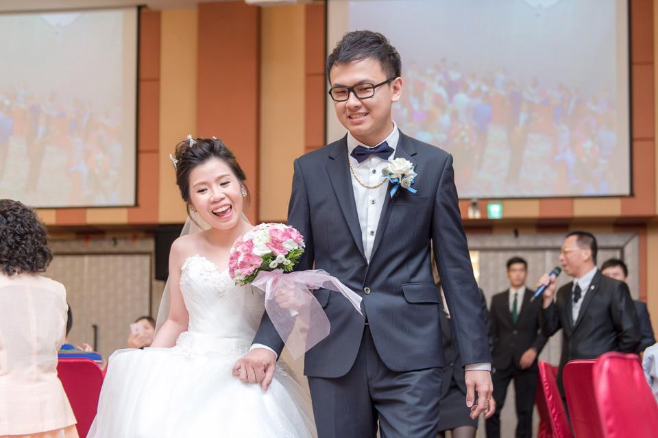 台南婚攝 情定婚宴城堡永康館 婚禮紀錄 C & V 127