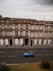 Bugatti (C.Elston) Tags: angouleme circuit ramparts france renault gordini mercedes v8 biturbo lagonda radiator eb ettore bugatti andre hydro telecontrol shock silentbloc absorber vintage epc174 studebaker rob spencer mg mgbgt porsche 911 street race