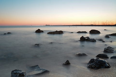 Cap-Agde_9941 (ArnoC.photo) Tags: sigma nikon d7100 rhonealpes france extrieur nature mer mditerrane eau whater poselongue 1770 long exposure paysage calme capdagde paisible outdoor beauty beautiful image photo photographie photography pics picture sky sunset water beach sea sun summer sunrise