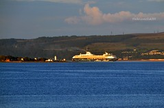 Mein Schiff 1 (Zak355) Tags: rothesay isleofbute bute scotland scottish cruise ship meinschiff1 boat riverclyde shipping