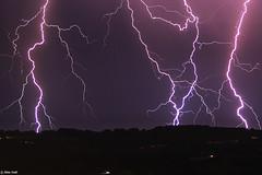 Electrisation rcente (Prsage des Vents) Tags: foudre clair orage alex