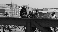 Szabadsg hd / bridge (bencze82) Tags: budapest hungary magyarorszg canon eos 700d tavasz spring voigtlnder apolanthar 90mm f35 slii szabadsg hd bridge duna donau danube