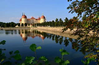 Reflected castle