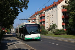 Solaris O-Bus 053 (Hannes Eisenach) Tags: solaris urbino obus eberswalde bbg nahverkehr pnv vbb