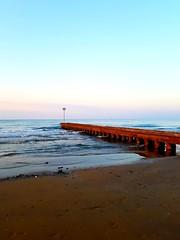 #LidodiJesolo #Italy #beach #molo #morning #sunrise #sun #happy #sea #swim #sand #adriaticsea #caio (annamadarsz) Tags: swim molo lidodijesolo happy sea beach sun italy sand caio sunrise adriaticsea morning
