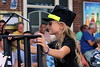 """Using Pokémon Go to catch criminals"" (Davydutchy) Tags: langwar langweer parade merke langwardermerke langwarder optocht umzug dorpsfeest village feast festival pokémon pokemongo pikachu police politie girl sunglasses uniform jail prison gefängnis gevangenis august 2016 optochtwagen praalwagen loopgroep float"