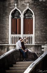 2016-08-11_Venedig - Venice - gritty version_IMG_8017 (dieter_weinelt) Tags: bluesky brcken dieter fiona gondeln kanal kanle melanie sommer2016 sonnenschein touristen venedig venice victoria blauerhimmel boats boote bridges canals gondolas summer2016 sunshine tourists