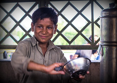 There is no reason there is no excuse, Child labor is  child abuse (LubnaJavaid) Tags: child labor labour abuse reason livelihood earning youth dishes washing lost generation