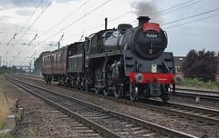 Main Line Standard (paul_braybrook) Tags: 76084 brstandard class4 steamlocomotive copmanthorpe york northyorkshire carnforth grosmont railway trains