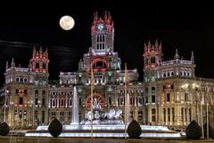 _PD70451 plaza de la cibelesw (pilar dacruz) Tags: madrid capital plaza cibeles ayuntamiento
