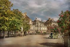 Paris, Jardin des Luxembourg