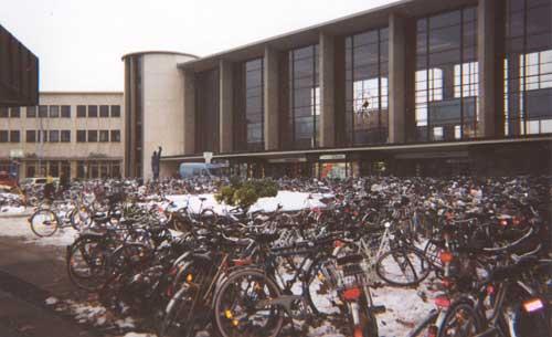 Photo - Bike Parking