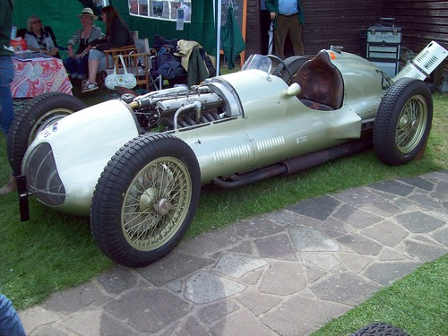 292 ERA E Type GP1 (1938)