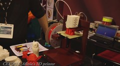 CES 2013_Afinia's 3D printer (Swallia23) Tags: ford canon movie spider pc video focus fiesta phone mechanical lasvegas snake ericsson sony nevada models police samsung f150 camaro cnet boothbabes mustang ces monorail audi electronic tablet android lenovo 4k sennheiser dlsr nvidia lvcc 2013 kenblock tylt nikon1 consumerelectronicshow afinia xperia oledtv canon7d vegasnevadaconsumer showcanlvca windowsphone8 ces2013 projectshield 2013internationalces smurfs2 alfpha99 lvcaces2013las stenstildesign sur40surfacecomputer cescrowd