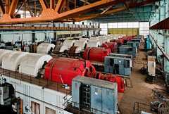 Air House (Mike Falkner) Tags: uk test wind aircraft military engine tunnel rae facility exploration turbine ngte pyestock