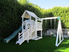 IMG_1434 (Swing Set Solutions) Tags: set play swings vinyl slide structure swing solutions playset polyvinyl