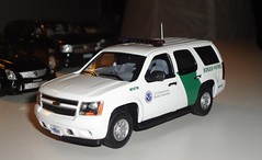 Chevrolet Tahoe (U.S. Customs and Border Patrol) (XtianHR) Tags: chevrolet scale us border tahoe first security protection department patrol homeland customs response