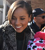 Celebrities out and about during the 2013 Sundance Film Festival Featuring: Alicia Keys Where: Salt Lake City, Utah, United States When: 18 Jan 2013 WENN.com