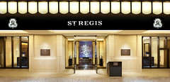 The St. Regis Osaka—Entrance