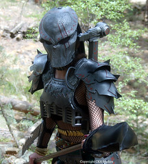 Machiko4 FP (Kurt Colin) Tags: arizona predator comicon