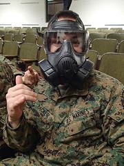 TBS Gas Masks (2 of 5) (Quentin Biles) Tags: usmc virginia olympus va gasmask tbs tough fifth quantico aco unitedstatesmarinecorps tg1 5thplatoon thebasicschool alphacompany cbrn