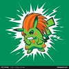 Blankachu (ShirtRater) Tags: street anime nerd shirt t fighter geek cartoon tshirt daily geeks nerds animation pikachu pokemon fighters geeky nerdy tees blanka blankachu