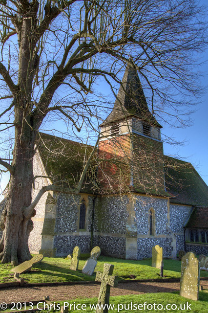 Hartley Wespall Church
