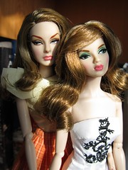 Honey and Diana (Livia_Taylor) Tags: city girls sexy fashion jasper you thing agnes dynamite truly royalty madly deeply