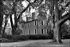 Medway Plantation (itsbrandoyo) Tags: old sc dutch antique gothic southcarolina historic haunted southern plantation mysterious oaks goosecreek medway roofing