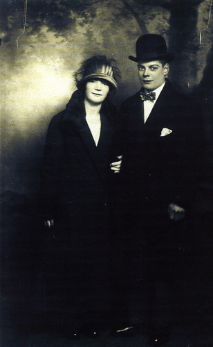 Ellen and Henry Campbell 1929