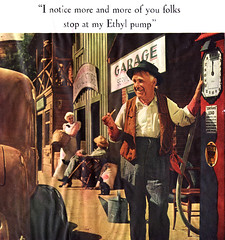 Ethyl (dok1) Tags: dok1 countrygentleman 1936 ethyl painting