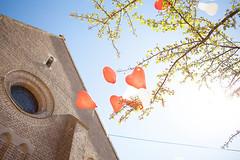 wedding v&b (lomokitty) Tags: blue wedding red sky church canon germany balloons bayern deutschland heart benny portfolio job client hochzeit 2012 viki feuchtwangen 5dmarkii 5d2 september2012