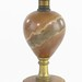 185. Hardstone Table Lamp