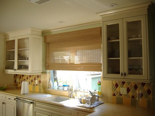 bamboo-shade-kitchen-window-images