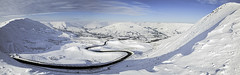 Edale Valley Winter (Alaric Webster) Tags: winter peakdistrict tor mam edale mamtor castleton