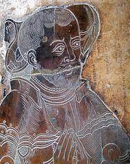 Nottinghamshire, Ossington (jmc4 - Church Explorer) Tags: home church andrews pray brass armour nottinghamshire peckham effigy ossington appledore cartwright culpepper cranmer wrotham richers rychens