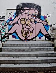 HH-Graffiti 1284 (cmdpirx) Tags: urban streetart art wall writing painting graffiti mural paint artist wand character hamburg can spray crew hh writer hiphop hip hop graff piece aerosol bombing legal wildstyle knstler fatcap strassenkunst