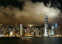 Hong Kong Skyline at night -  (Sir Francis Canker Photography ) Tags: ocean china christmas xmas trip travel panorama hk building tourism beautiful skyline architecture night skyscraper landscape hongkong lights luces noche harbor amazing exposure view skyscrapers shanghai shot harbour gorgeous awesome edificio picture dramatic peak landmark visit icon victoria tourist best hong kong most scenary stunning vista nocturna luci  visiting  kowloon ever nuit  notte cina lumieres oceano xina rascacielos victoriaharbour wanchai gratteciel sirfranciscankerjones yautsimmong pacocabezalopez