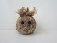 No.760/front (canacol) Tags: wool handmade felt           smogg    stuffy