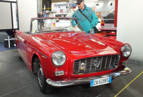 Lancia Appia II serie Vignale 2 posti