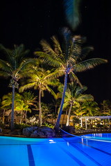 Swinging Palms (lighthunter09) Tags: palms hotel cuba palm tryp swinging cayococo ciegodeavila