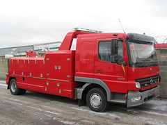 Mercedes Benz 1022 (Unimog1300L) Tags: dave mercedes benz engineering bland recovery 1022 thomasashrecovery